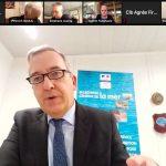 Team maritime : Temps d'échanges avec Denis Robin, Secrétaire général de la Mer