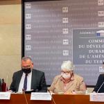 Audition de Jacqueline Gourault, Ministre de la cohésion des territoires et de Joël Giraud, Secrétaire d'État chargé de la Ruralité